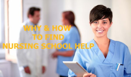 How (and Why!) to Find Nursing School Help
